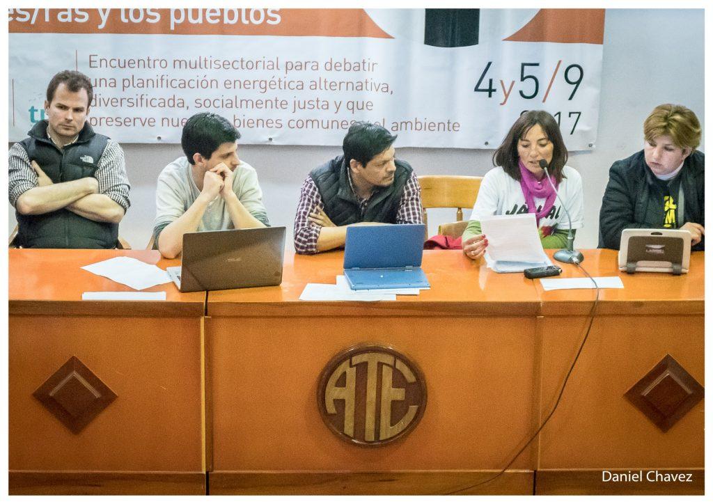 """La Asamblea Jáchal no se toca denuncia: """"Las empresas hicieron promesas que se han incumplido""""."""