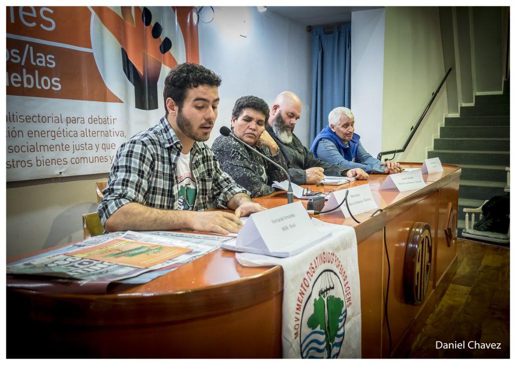 """Fernando Fernándes: """"Las mega-represas generan enormes problemas ambientales, sociales y de salud """"."""