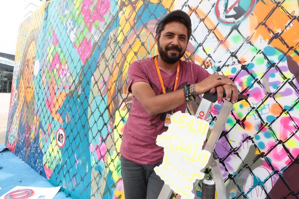 Ammar Abo Bakr, Egyptian Artist