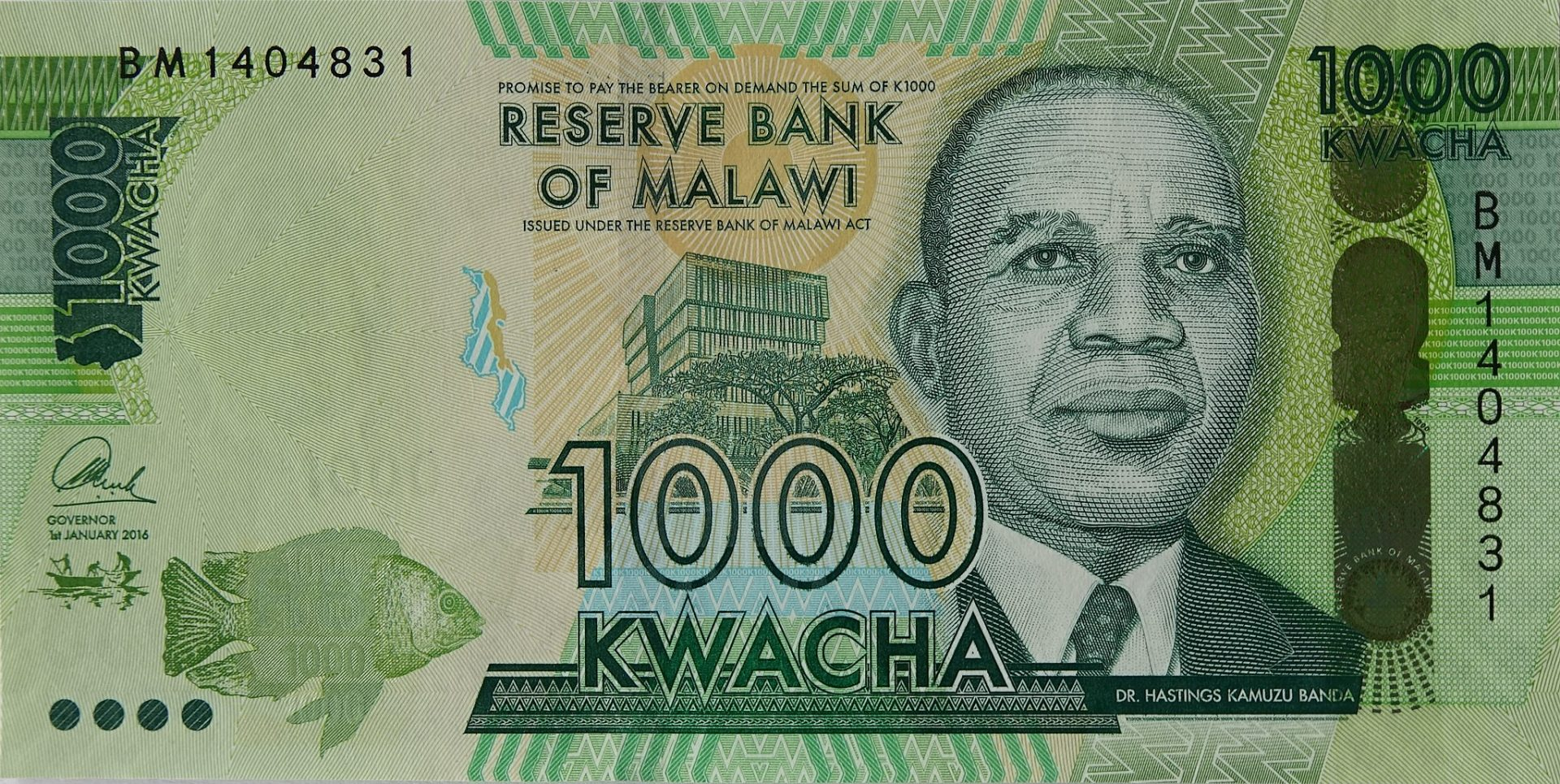 La moneda de Malawi tiene menos valor a escala internacional porque carece del notable aval tributario que movilizan los países industrializados para respaldar sus monedas.