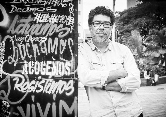 Daniel Chavez / Photo credit Patricia Alfaro