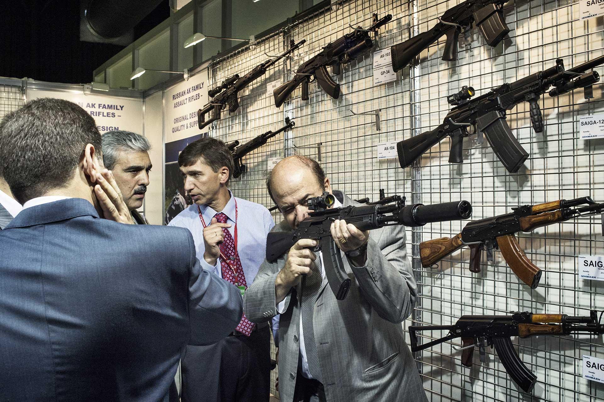 War and arms trade –Jordi Calvo Rufanges